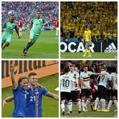 23日早报:C罗2球葡萄牙惊险出线 伊布抱憾离别