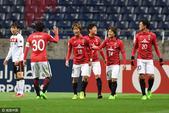 高清:首尔FC客场2-5惨败 浦和红钻众将庆进球