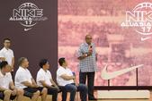 2017耐克全亚洲篮球训练营男子组火热开幕(图)