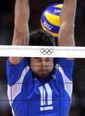 北京时间8月11日,2012年伦敦奥运会男子排球半决赛,巴西3-0战胜意大利,三局比分为:25-21...
