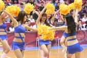 高清:篮球宝贝大秀激情热舞 动感十足靓丽迷人
