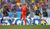 北京时间6月30日0:00,巴西世界杯迎来了第三场八分之一决赛的较量,对阵双方是橙衣军团荷兰队同草帽...