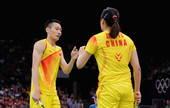 高清图:张楠/赵芸蕾轻取对手 顺利挺进混双8强