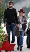 搜狐娱乐讯 2013年1月,皮克和夏奇拉迎来了爱情的第一个结晶。不久之后,媒体就爆出夏奇拉再次怀...