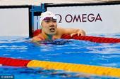 高清图:沈铎200m自由泳获第五 拼尽全力显遗憾