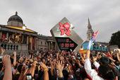绝美在伦敦:奥运场外也精彩 巨星出位中国疯狂