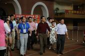 高清:广州德比两队老板携手观战 许家印受热捧