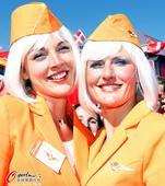 32强球迷之荷兰:空姐组团来加油 正太吹响号角