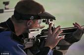 马修埃蒙斯出战50米步枪三姿资格赛,能否打破前三届奥运会失误魔咒呢?