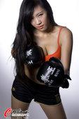 2012年8月10日,邹市明今日出战男子拳击49公斤级半决赛,ZERO宝贝素素大胸写真助威中国拳王。...