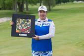 组图:LPGA沃维克锦标赛 冯珊珊1杆优势惊险夺冠