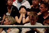 北京时间6月3日凌晨,2017德国世乒赛男单第三轮比赛在杜塞尔多夫会展中心继续进行。大满贯得主张继科...