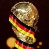 世界杯恶搞图:梅西鼻青脸肿 德国队变恐怖死神