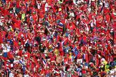 高清图:再爆冷意大利输了 哥斯达黎加球迷乐了