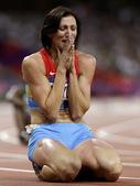 高清:女子400米栏安特尤科封后 跪地喜极而泣