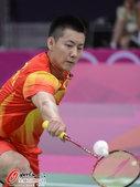 高清:男子羽球单打1/8决赛 陈金奋力惊险晋级