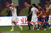 高清:黄海3-1深足 场面激烈双方红牌冲突不断
