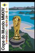 近日,知名漫画家卡尔-吉尔达特(cal gildart)公布了一组世界杯漫画。每组四队各选一名核心球...