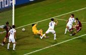 进球回放:克尔扎科夫补射得手 俄队将比分扳平
