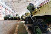 俄罗斯阿尔扎马斯机器制造厂股份公司下诺夫哥罗德地区的龙头企业,它是俄罗斯唯一生产轮式战车军工厂。该公...