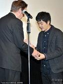 图文:日本影片《啄木鸟和雨》获评审员特别奖