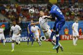 进球回放:巴洛特利头槌破门 意大利队取得领先