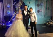 高清:男篮斗牛犬丁锦辉大婚 于澍龙孟达等祝贺
