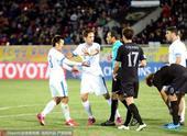 高清:广州富力0-0城南 卢琳不满判罚情绪激动