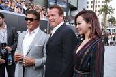 即将于2015年7月1日在北美上映的好莱坞大片《终结者:创世纪》在杜比剧院举行了盛大的首映典礼。中国...