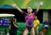 北京时间8月15日凌晨,2016里约奥运会女子跳马决赛,中国选手王妍获得第5。