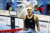 组图:奥运女子200米仰泳决赛 柳雅欣位列第7