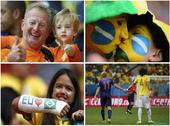 世界杯温瞬间:输赢无所谓 至少还有你在我身边