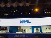 """三星电子在香港举行了""""2015中国三星论坛"""",面向中国市场与全球同步发布了多款高端生活家电产品。其中..."""