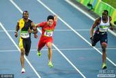 回顾:苏炳添征战里约奥运瞬间 率接力队获第五