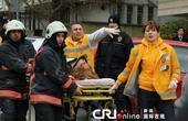 高清:美驻土耳其大使馆前发生爆炸 至少2人死亡