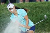 组图:女子PGA锦标赛第三轮 丹尼尔姜并列领跑
