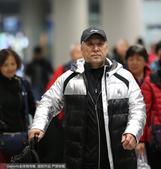 国羽结束3站比赛回京 李永波带队神采奕奕(图)