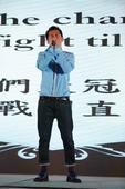 搜狐娱乐讯(肖旋/文 李楠/视频)8月26日下午,曹格在北京举办发布会,宣布将于11月8日在北京万事...