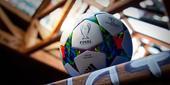 阿迪达斯发布欧冠淘汰赛用球 灵感源于街头(图)