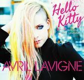 """搜狐娱乐讯 30岁的艾薇儿,在新MV《Hello Kitty》变身成粉红日系萝莉,还扮猫喊""""..."""