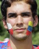 32强球迷之厄瓜多尔:南美版钟汉良 孕妇也疯狂