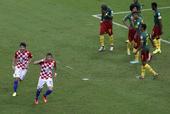 进球回放:曼朱基齐头球破门 克罗地亚锁定胜局
