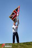 2012年7月23日,英国开幕式旗手确定,四金王霍伊当仁不让成为旗手。