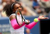 北京时间9月4日凌晨,2016网球大满贯美国公开赛继续进行,在女单第三轮的比赛中,头号种子小威状态出...