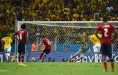 北京时间7月5日4:00,巴西世界杯四分之一决赛继续进行,东道主桑巴军团巴西队同哥伦比亚队在福塔雷萨...