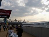 (搜狐体育 海天7月25日发自英国伦敦)北京时间7月26日,伦敦奥运会开幕式最后一次带妆彩排在伦敦碗...