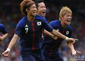 高清图:日韩挺进奥运四强 东亚新黎明不见国奥