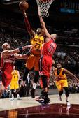 北京时间3月26日,2016-17赛季NBA常规赛继续进行,克利夫兰骑士坐镇主场迎来与华盛顿奇才的关...