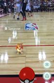 pokemon go已占领球场!瓦斯弹与詹皇撒镁粉(图)