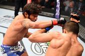 高清:UFC Fight Night 70 罗梅罗猛击町田龙太